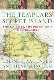 The Templars Secred Island. The Knights, the Priest and the Treasure